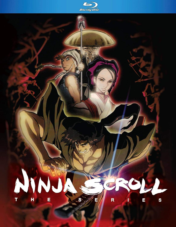 Ninja Max 42% OFF Scroll: The Blu-ray 1 year warranty Series