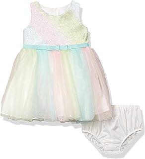 Bonnie Baby Baby Girls' Sleeveless Ballerina Party Dress