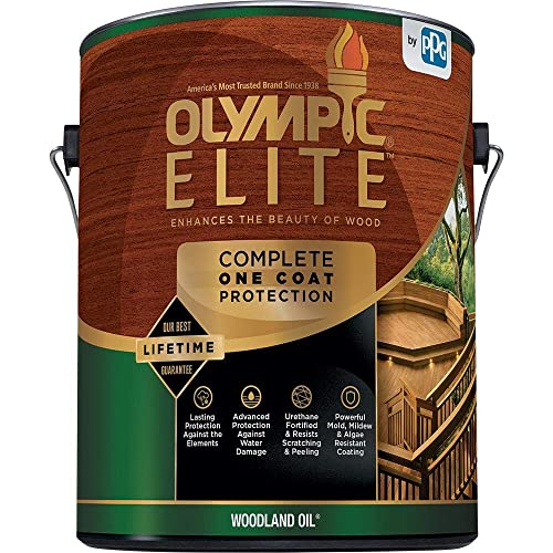 Olympic Stain Colors Amazon