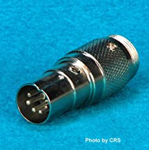 Workman C4P5DIN - Mic ADAPTER to Convert a 4 pin microphone to fit a 5 pin DIN Realistic CB Radio