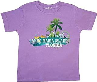 Anna Maria Island Florida Toddler T-Shirt