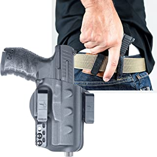 Bravo Concealment: Walther PPQ M2 9mm, Walther PPQ sub Compact IWB Gun Holster
