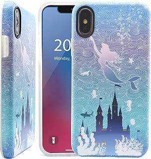 mermaid iphone x case
