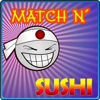 Match Sushi Fun Free