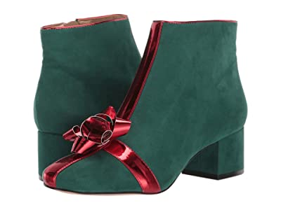 Katy Perry The Gifter (Green Microsuede) Women