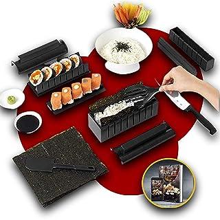 Sushi Tool Set Sushi Maker Kit, 11-teiliges DIY Sushi Set Pr