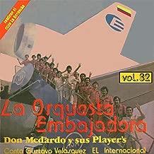 La Orquesta Embajadora, Vol. 32