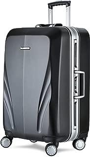 Unitravel Lightweight Travel Luggage PC Hardside Spinner with Built-in TSA Lock