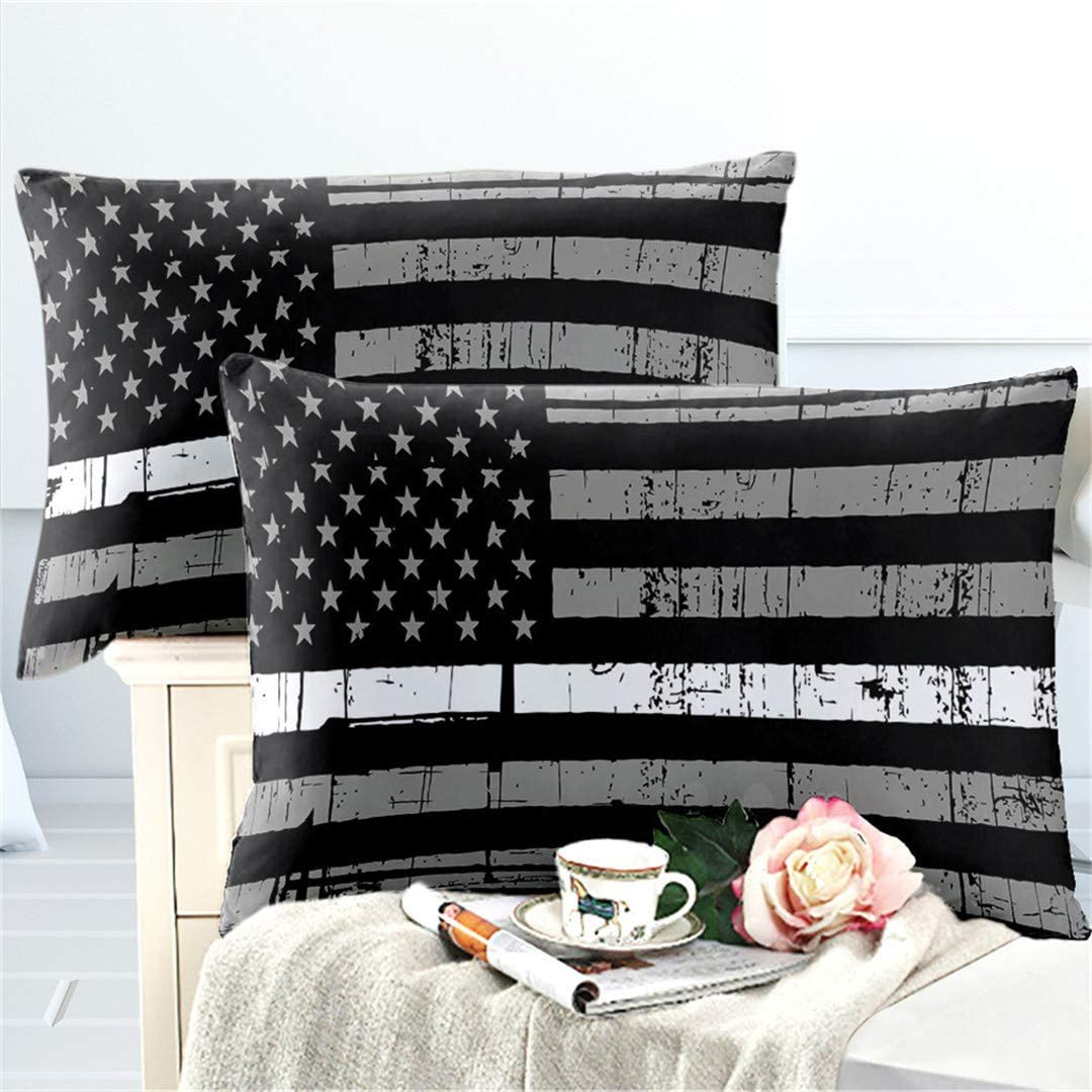 Set of 3 Pieces Bald Eagle Valor Patriot Theme Digital Printed Duvet Cover Matching 2 Pillowcases Rhap Duvet Cover King Size American Flag Printed Quilt Cover King Size Set