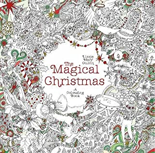The Magical Christmas (Magical Colouring Books)