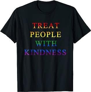 Treat People With Kindness LGBTQ Pride T-shirt