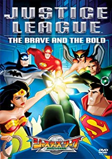 Animation - Justice League: The Brave And The Bold [Japan DVD] 10005-75939