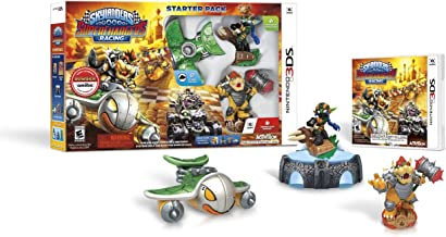skylanders trap team nintendo 3ds starter pack
