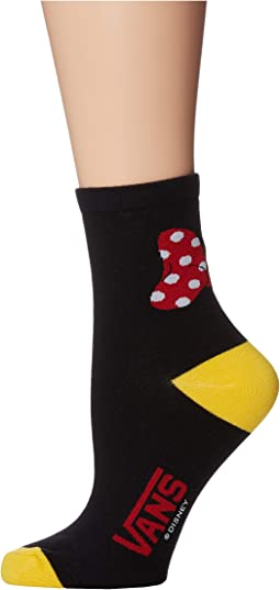 Mickey's 90th Minnie Bow Crew Socks
