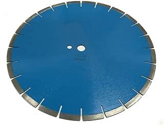 Professional 26-Inch Dry/Wet Concrete Diamond Saw Blade