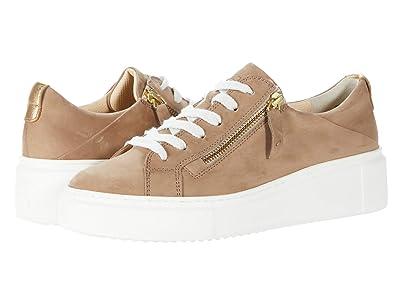 Paul Green Demi Sneaker (Alpaca Nubuck Suede) Women