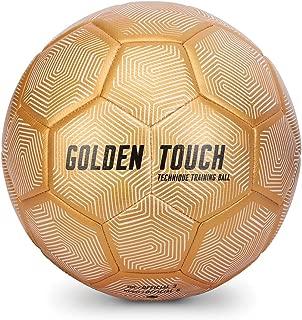 SKLZ Golden Touch Weighted Soccer Technique Training Ball