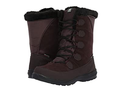 Kamik Icelyn S (Dark Brown) Women