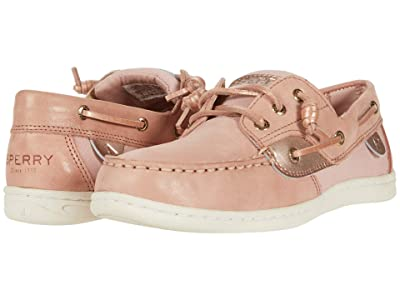 Sperry Songfish Starlight Leather (Blush) Women