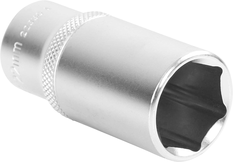 OEMTOOLS 22336 22mm Max 58% OFF Metric Deep favorite Socket 3 Socke Hex Inch 8 Drive