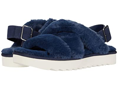 Koolaburra by UGG Fuzz-ee (Insignia Blue) Women