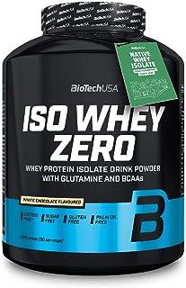 Iso Whey Zero BiotechUSA