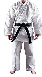 Uniforme Karate Gi Shuto Training | Karate Gi Blanco | 10 Onzas | Kimono Karate