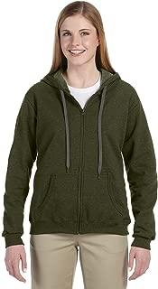 G187FL Heavy Blend Vintage Full Zip Hood