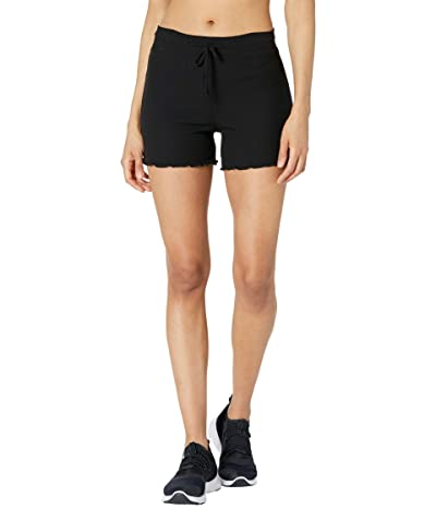 YEAR OF OURS Lettuce Shorts (Black) Women