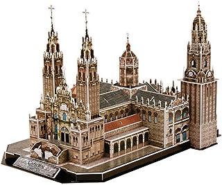 CubicFun- Puzzle 3D Catedral de Santiago (CPA Toy Group