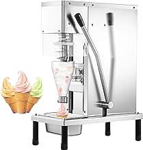 VEVOR 110V Frozen Yogurt Blending Machine 750W, Yogurt Milkshake Ice Cream Mixing Machine 304 Stainless Steel Construction, Professional Commercial Kitchen Equipment