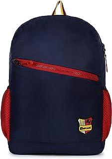 Impulse Waterproof Travelling Casual Backpack Series 30 litres Blue Stark