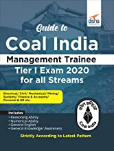 Guide to Coal India Management Trainee Tier I Exam 2020 for all Streams