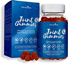 Joint Gummies - Glucosamine and Turmeric Supplements -