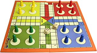 Nexxa Classic Game in traditional box Ludo and Snake and Ladder Toy Board game