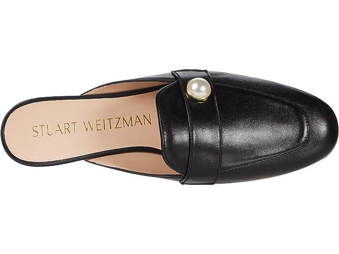 Stuart Weitzman Womens Payson Loafers