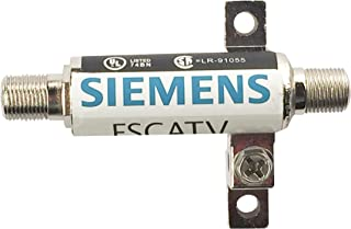 Siemens FSCATV First Surge Coaxial Whole House Surge Protection