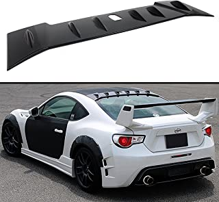 Remix Custom Carbon Fiber Trunk Spoiler For 2013 2014 2015 2016 Scion FRS Subaru BRZ Wild Duck Trunk Wing FR-S BR-Z