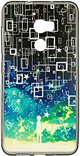 "Case for HTC One X10 E66 5.5"" Case TPU Soft Cover XK"