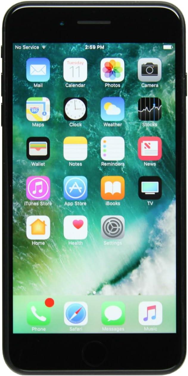 Apple iPhone 7 Plus US Max 86% OFF Popular products Version Renewe Unlocked - 128GB Black