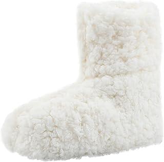L&L, Calcetines Zapatillas de Casa Pantuflas Mujer LL0083