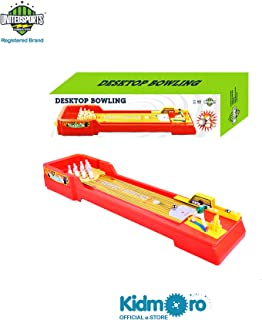 United Sports Table Top Bowling Game