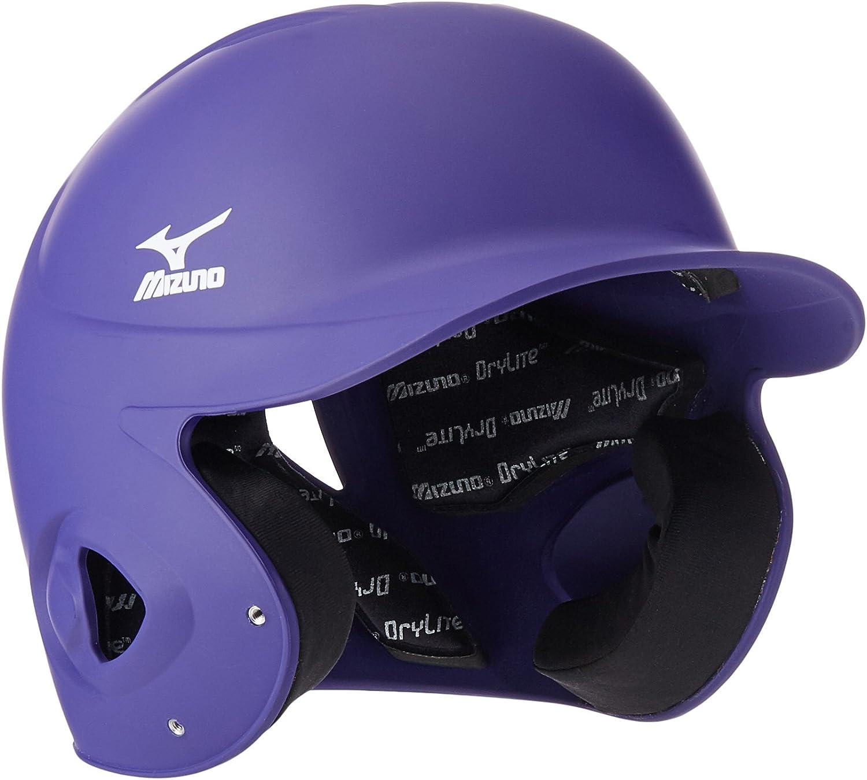 Mizuno MBH200 MVP G2 Credence Helmet Fitted Batter's Fashion