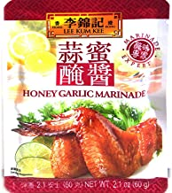 Lee Kum Kee Honey Garlic Marinade (Pack of 4)