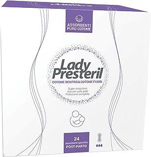 Presteril Lady Postpartum, 24 Pieces - 10 ml
