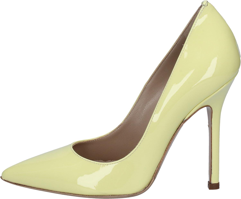 NORMA J. BAKER Pump -skor kvinnor gul gul gul  för billigt