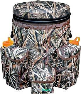 Peregrine Field Gear Venture Bucket Pack in Shadow Grass Blades, 5 gallons