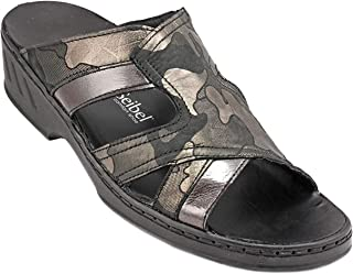 071-1954 Josef Seibel Ladies Sandals Bufon Coffee 38