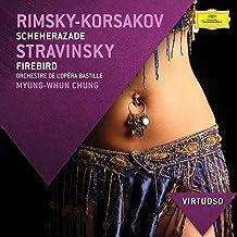 Rimsky-Korsakov Scheherazade Stravinsky