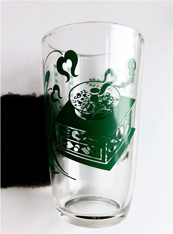 Ranking TOP1 Vintage Swanky Swig Juice San Francisco Mall Grinder. Coffee Glass